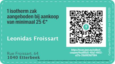 1040 - QR -  Leonidas Froissart NL-1
