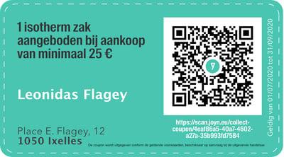 1050 - QR -  Leonidas Flaey 4 NL