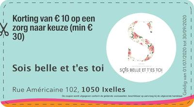 1050 - QR -Sois belle et t_es toi NL