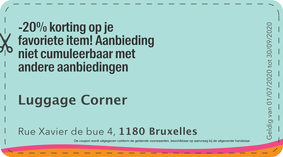 1180 - QR -Luggage corner NL