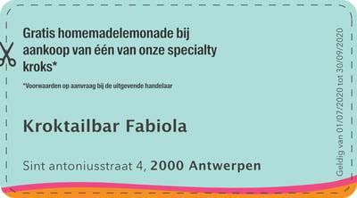 2000 - Kroktailbar Fabiola
