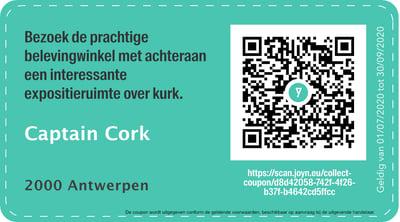 2000 - QR -  Captain Cork