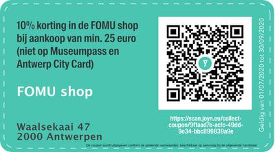 2000 - QR -  FOMU shop
