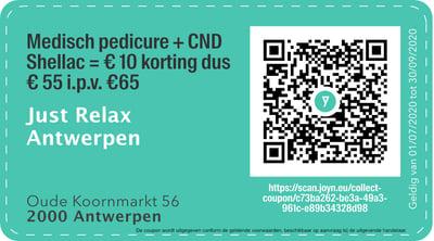 2000 - QR -  Just relax Antwerpen
