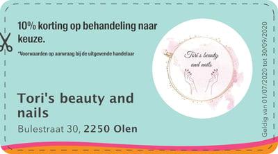 2250 - Toris beauty and nails