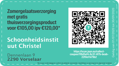 2290 - QR -  Schoonheidsinstituut Christel 2