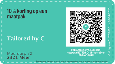 2321 - QR -  Tailored by C