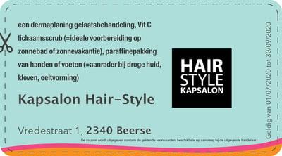 2340 - kapsalon hair style 3