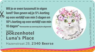 2340 - poezenhotel Lunas Place