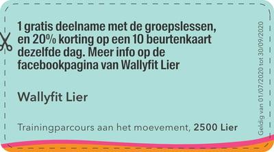 2500 - wallyfit lier 2