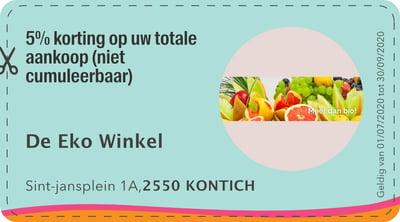 2550 - De Eko Winkel