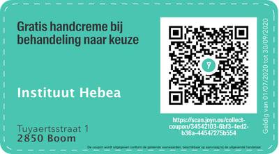 2850 - QR -  Instituut Hebea