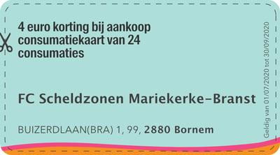 2880 -FC Scheldzonen Mariekerke-Branst