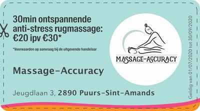2890 -Massage-Accuracy