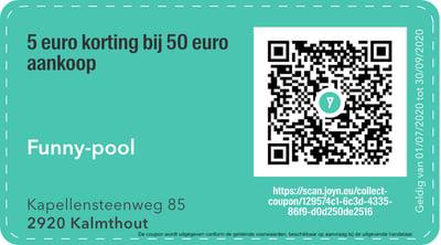 2920 - QR -  funny pool