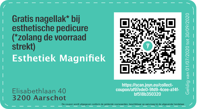 3200 - QR -  Esthetiek Magnifieke3e