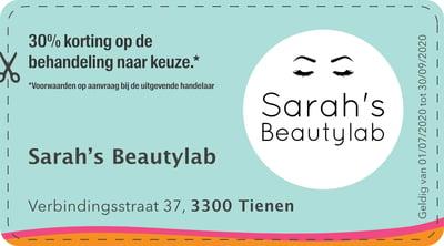 3300 -Sarah's Beautylab