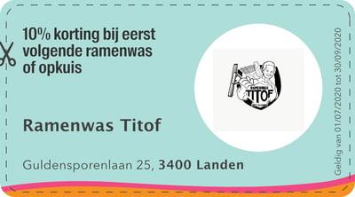 3400 - Ramenwas Titof