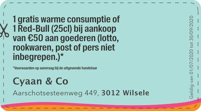 3012 - Cyaan & Co