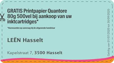 3500 - LEËN Hasselt