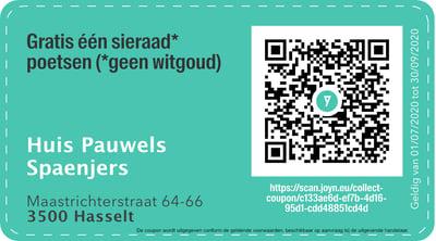 3500 - QR -  Huis Pauwels Spaenjers - Multiple