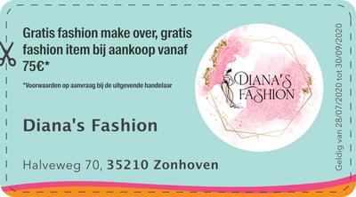 3520 - Dianas Fashion