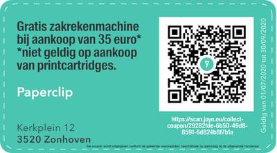 3520 - QR -  paperclip