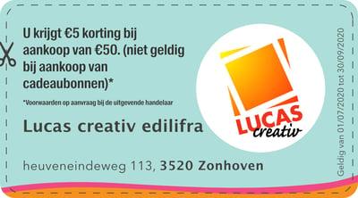 3520 -Lucas creativ Edilifra