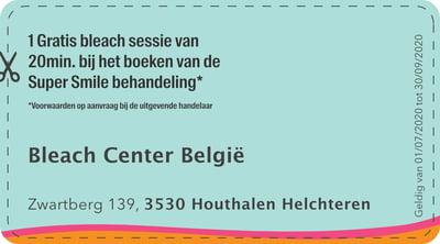 3530 -Bleach Center België