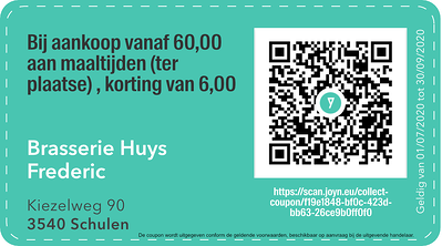 3540 - QR -  brasserie huys frederic