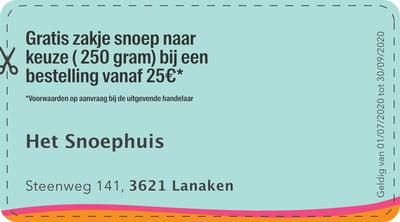 3621 -Het Snoephuis