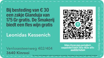 3640 - QR -  Leonidas Kessenich