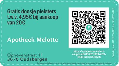 3670 - QR -  Apotheek Melotte
