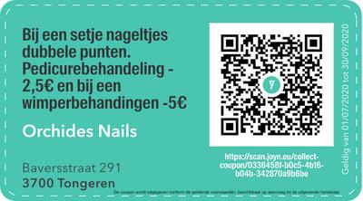 3700 - QR -  orchides nails
