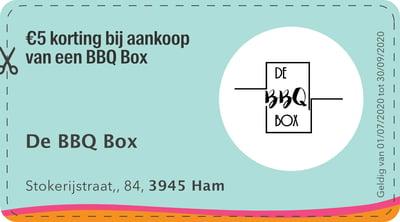 3945 - De BBQ Box
