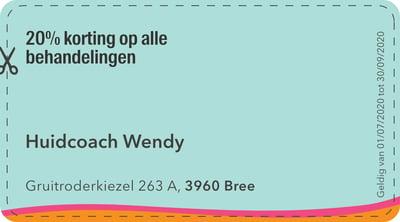 3960 - huidcoach wendy