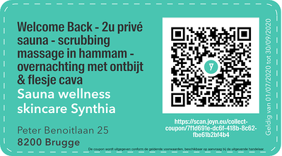 8200 - QR -  sauna synthia