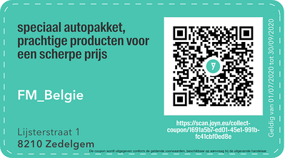 8210 - QR -  fm belgie