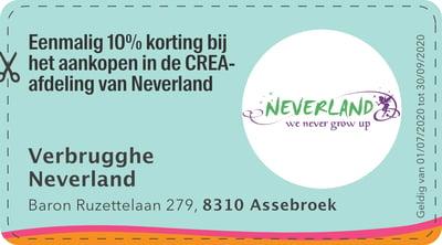 8310 - Verbrugghe Neverland
