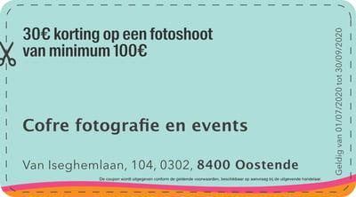 8400 - Cofre fotografie en events