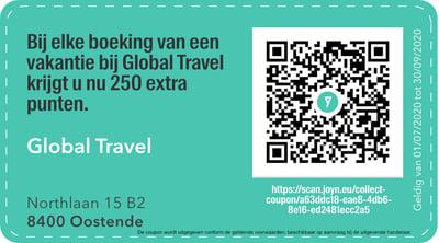 8400 - QR -  global travel