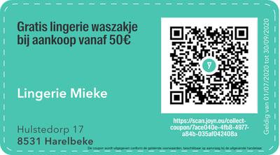 8531 - QR -  lingerie mieke