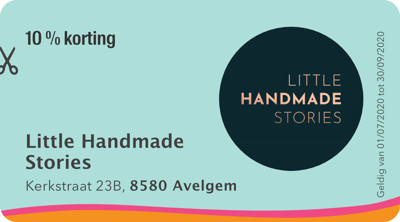 8580 - Little handmade