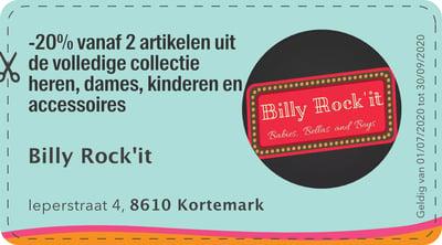 8610 - Billy Rockit