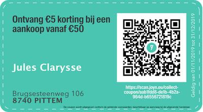 8740 - QR -  Clarysse
