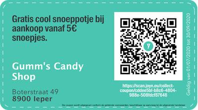 8900 - QR -  Gumms-Candyshop