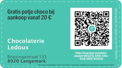 8920 - QR -  chocolaterie ledoux