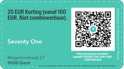 9000 - QR -  seventy one