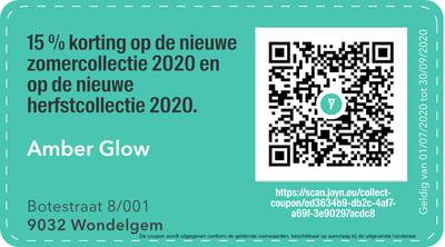 9032 - QR -  amber glow