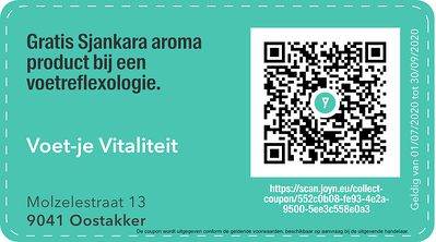 9041 - QR -  voet je vitaliteit